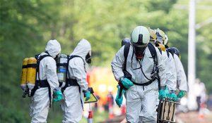 Bio Hazardous Cleaning